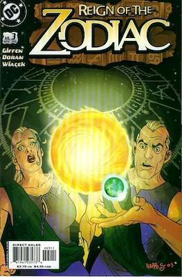 Reign of the Zodiac (Comic-book) #3