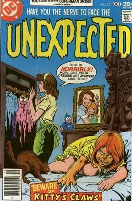 The Unexpected (Comic Book) #181