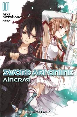 Sword Art Online (Light Novel) Rústica con solapas #1