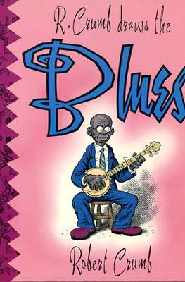 R. Crumb draws the Blues