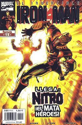 Iron Man Vol. 4 (1998-2000) (Grapa 24 pp) #15