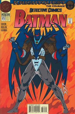 Detective Comics Vol. 1 (1937-2011; 2016-) (Comic Book) #675