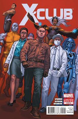 X-Club (Comic Book) #5
