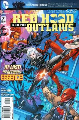 Red Hood and the Outlaws (2011-) New 52 (Comic-Book) #7