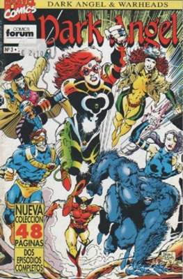 Dark Angel & Warheads (1993-1994) #3