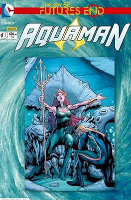 Aquaman Futures End (Grapa) #1