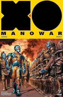 X-O Manowar Vol. 4 (2017-2019) #4