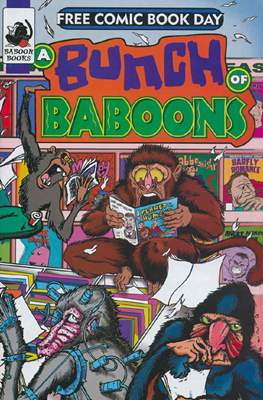 A Bunch of Baboons - Free Comic Book Day 2004