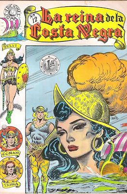 La Reina de la Costa Negra (2ª época - Grapa) #12