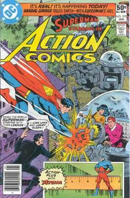 Action Comics Vol. 1 (1938-2011; 2016-) (Comic Book) #515