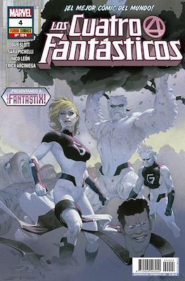 Los 4 Fantásticos / Los Cuatro Fantásticos Vol. 7 (2008-) #104/4