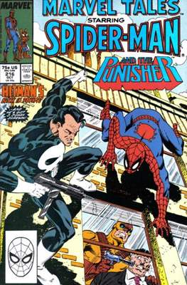Marvel Tales (Comic Book) #216