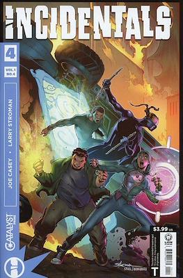 Incidentals (Comic book) #4