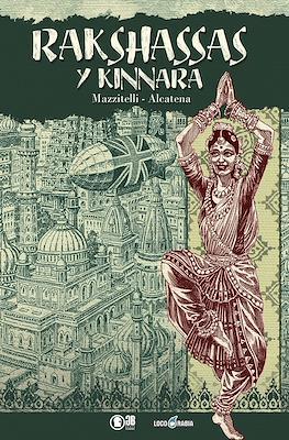 Rakshassas y Kinnara