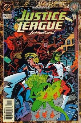 Justice League Europe Annual (grapa) #5