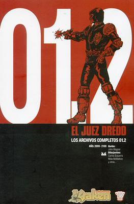 El Juez Dredd: Los Archivos Completos #2