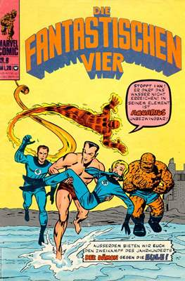 Die Fantastischen Vier (Heften) #6