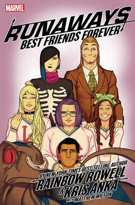 Runaways Vol. 5 (2017- ) (Softcover 136-144 pp) #2