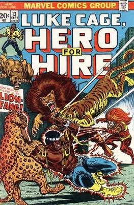 Hero for Hire/Power Man Vol.1 (1972-1978) (Grapa, 32 págs.) #13