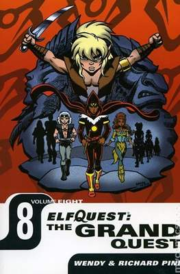 ElfQuest: The Grand Quest (Softcover) #8