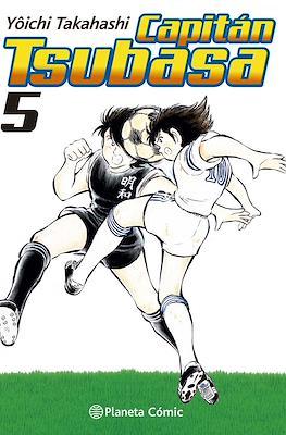 Capitán Tsubasa (Rústica 336 pp) #5