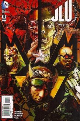 Justice League United (2014-2016) (Grapa) #13