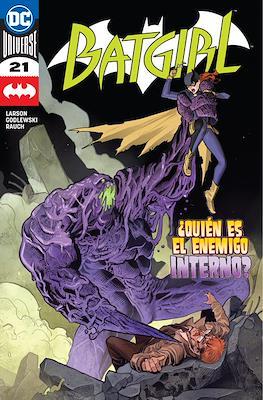 Batgirl (2018-) #21