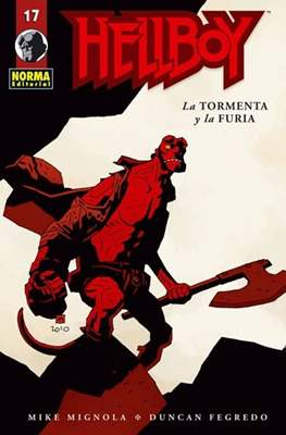Hellboy (Rústica, 56-148 páginas) #17