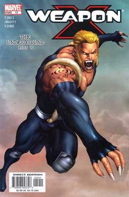Weapon X Vol. 2 (2002-2004) (Comic Book) #12