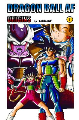 Dragon Ball AF Origins