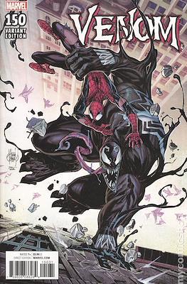 Venom (2016-2018 Variant Covers) (Comic Book) #150.1