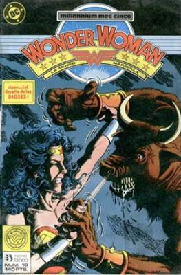 Wonder Woman (1988-1991) (Grapa, 32-64 pp) #10