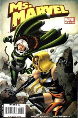 Ms. Marvel (Vol. 2 2006-2010) #9