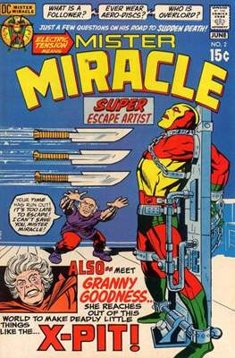 Mister Miracle (Vol. 1 1971-1978) #2