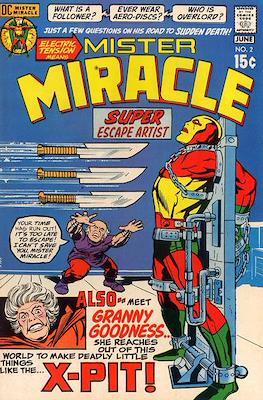 Mister Miracle (Vol. 1 1971-1978) (Grapa) #2