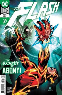 Flash Comics / The Flash (1940-1949, 1959-1985, 2020-) #765