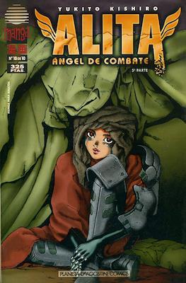 Alita, ángel de combate. 5ª parte #10