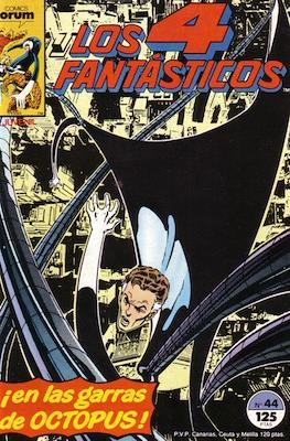 Los 4 Fantásticos Vol. 1 (1983-1994) (Grapa 36-32-24 pp) #44