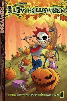 i luv halloween (Rústica 192 páginas) #1