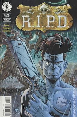 R.I.P.D. (Comic Book) #2