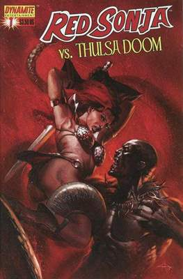 Red Sonja vs. Thulsa Doom (2006) (Grapa) #1.1