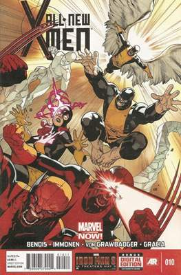 All-New X-Men (Comic Book) #10