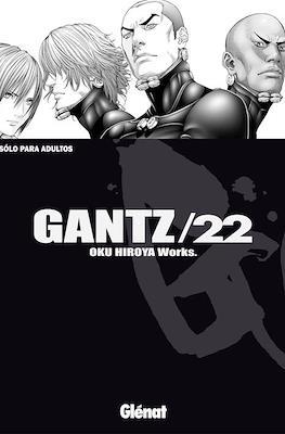 Gantz (Rústica con sobercubierta) #22