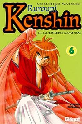 Rurouni Kenshin - El guerrero samurai #6