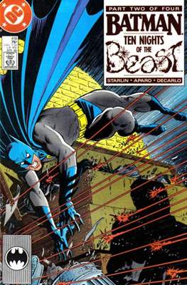 Batman Vol. 1 (1940-2011) (Comic Book) #418