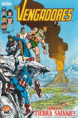 Los Vengadores Vol. 1 (1983-1994) (Grapa) #57