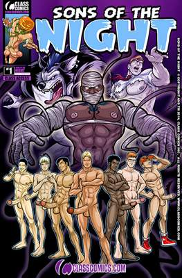 Sons of the Nigth #1