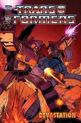 Transformers: Devastation (Digital) #6