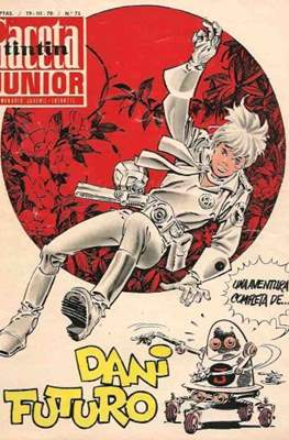 Gaceta Junior (Grapa) #75