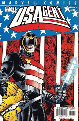 U.S. Agent (2001) (Comic Book) #1